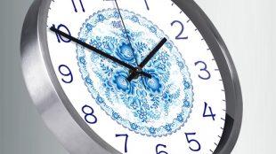 Kişiye Özel Duvar Saati Baskısı