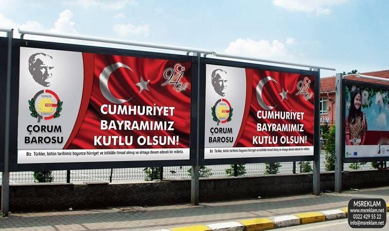 billboard alanları