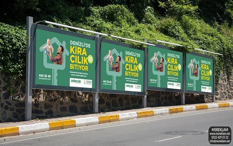 billboard fiyatları