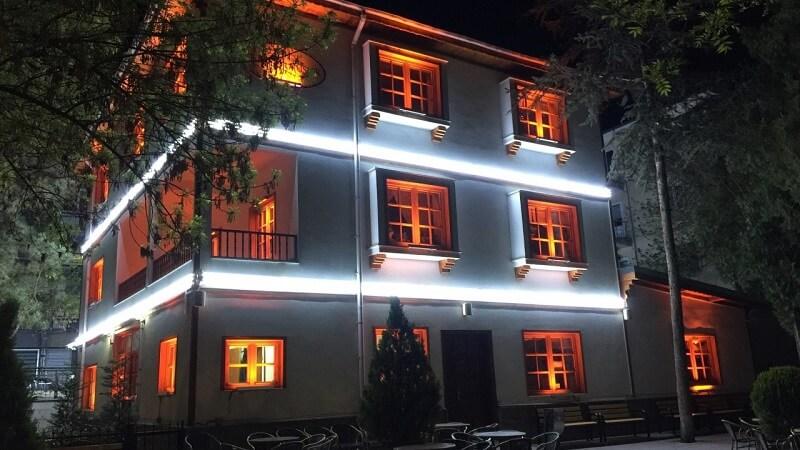 Bina Aydinlatma