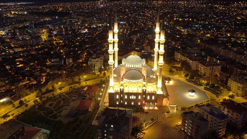 Cami Aydinlatma