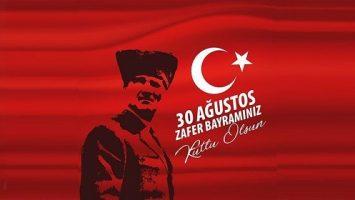 30 Ağustos Zafer Bayramı Bayrakları ve Fotoğrafları