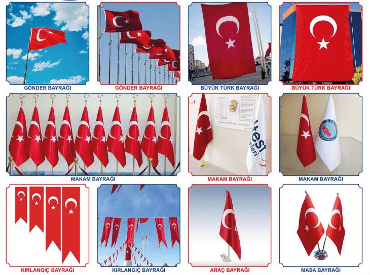 Türk Bayrakları
